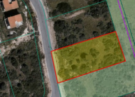 Residential Land  For Sale in Secret Valley, Paphos - P-110410