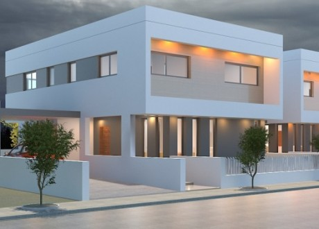 Detached House For Sale in Agios Eleftherios, Nicosia - H-98061
