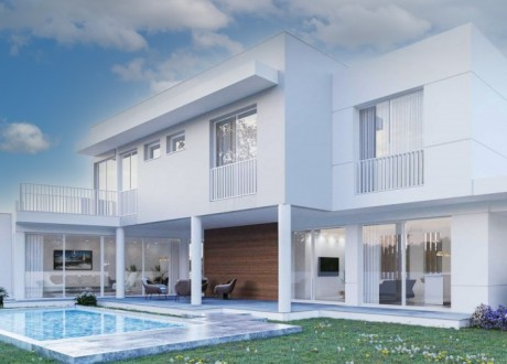 Detached House For Sale in Latsia, Nicosia - H-110629