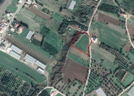 Residential Land  For Sale in Agia Marina (chrysochous), Paphos - P-110766
