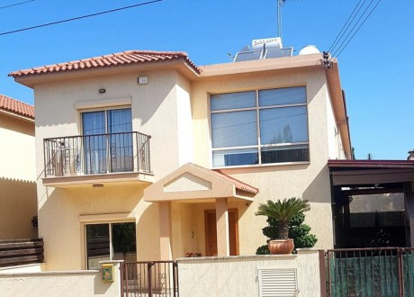 Detached House For Sale in Agios Athanasios, Limassol - H-109804